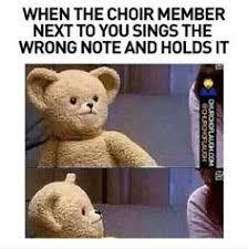 Image result for choir meme