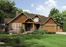 home design one story craftsman house plans beach style large