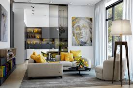 Home Interiors Photos 25 Gorgeous Yellow Accent Living Rooms