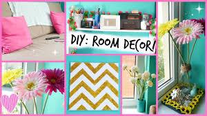 Youtube Home Decor by Diy Easy Room Decor Ideas Creativity And Diy Pinterest