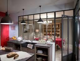 fenetre metal style atelier cuisine avec verrière cuisine industriel pinterest atelier