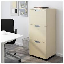 Desk With File Cabinet Ikea by Galant File Cabinet White Ikea