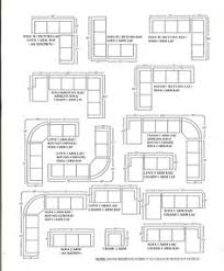 Build Your Own Sectional Sofa by Sofa Dimensions In Feet Google Search Dimensions Pinterest