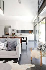 Interior Design Kitchen Living Room Top 25 Best Modern Open Plan Kitchens Ideas On Pinterest
