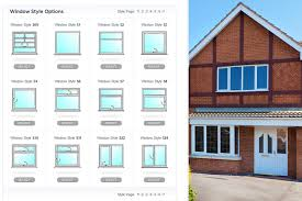 casement windows design