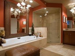 tuscan style bathrooms hgtv soothing blue