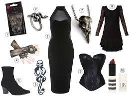 Bellatrix Lestrange Halloween Costume Idées Costumes Pour Halloween