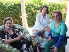 Com Flavia e Raphael