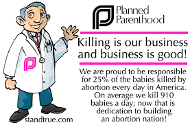 Yep, Planned ParentHOOD is not