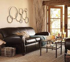 Brown And Yellow Living Room by This Is Perfect Wood Trim Light Colored Floors And Light Brown