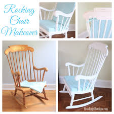 Antique Rocking Chair Prices Vintage Rocking Chair Makeover For A Baby Nursery Annie Sloan