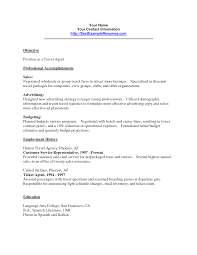 Airline Customer Service Agent Resume  airline customer service        Travel Agent Resume Sample   Job and Resume Template   airline customer service agent resume