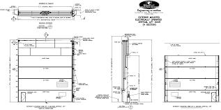 door widths u0026 how do i measure a garage door