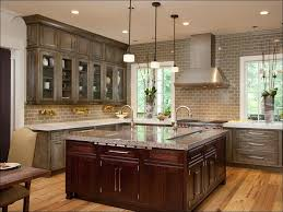 Oak Kitchen Cabinets Refinishing Kitchen Kitchen Paint Colors With Wood Cabinets Painted Gray