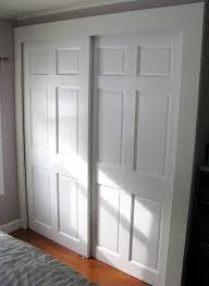 Closet Door Ideas Diy by Astonishing Diy Closet Door Update Roselawnlutheran