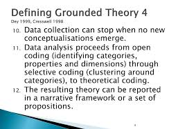 PPT   Grounded Theory in ICT D  A Missed Opportunity  PowerPoint     SlideServe