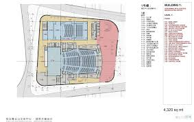 San Diego Convention Center Floor Plan by Gallery Of Little Designs Locally Inspired Cultural Campus For