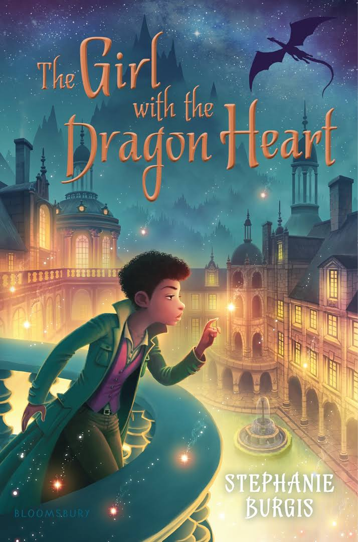 Image result for the girl with the dragon heart
