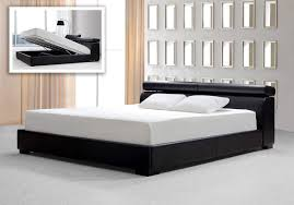 Modern Leather Bedroom Furniture Storage Platform Bed Design Ideas Modern Pictures Bedroom Sets Of