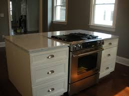 Kitchen Peninsula With Seating by Best 25 Island Stove Ideas On Pinterest Stove In Island