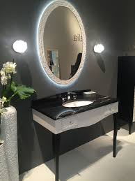 Mood Lighting Bathroom by Backlit Mirrors The Focal Points Of The Modern Bathrooms