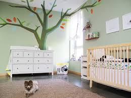 baby room interesting unisex baby nursery decoration using tree
