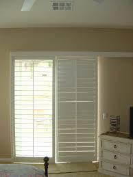 window treatment ideas for sliding glass doors
