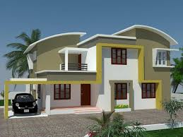 Home Interior Design Kerala by Kerala Exterior Painting Kerala Home Home Design House House