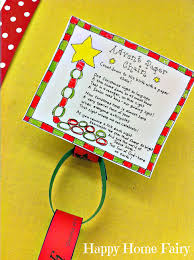 advent paper chain countdown free printable paper chains free