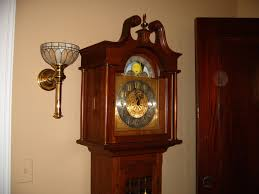 Grandmother Clock Daneker Grandfather Clock Repair Video With Urgos Uw 0322 Movement