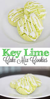 Halloween Cake Mix Cookies by Key Lime Cake Mix Cookies With Icing Recipe Key Lime Cake