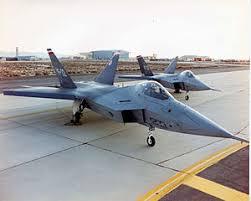 Lockheed YF-22