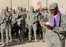 For the first time since all positions in the military were opened to females