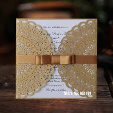 Invitation Card Store Compare Prices On Gold Birthday Invitations Online Shopping Buy