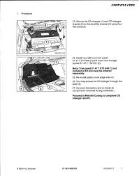 diy oem cd changer installation instructions