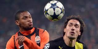 pertandingan Shakhtar vs Borussia Dortmund