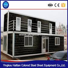 easy assembly low cost new mobile home manufacturer prefabricated