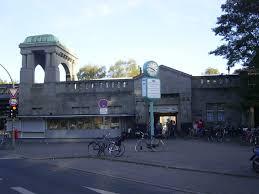 Kellinghusenstraße station
