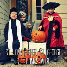 Saints Costumes Halloween Catholic 150 Saints Costumes Kids