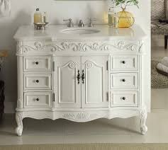 White Bathroom Vanity With Granite Top by Bathroom The Best Material For The Bathroom Vanity Countertop