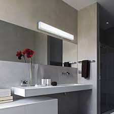 led bathroom vanity lights led vanity lights home depot cube led
