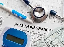 Health insurance form  U S  currency  stethoscope RAND Corporation