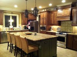 interesting kitchen island table with granite top in inspiration