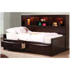 double bed with bookcase headboard u2013 lifestyleaffiliate co