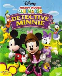 La Casa De Mickey Mouse: Detective Minnie (2009) [Latino]