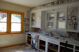 Kitchen Cabinet Paint Color Remodel Kitchen Design With White Painting Oak Kitchen Cabinets