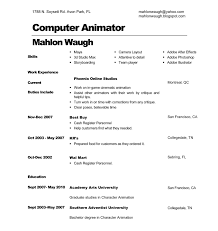 linkedin resume tips animation cover letter strengths and weaknesses of using case character