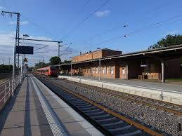 Roßlau (Elbe) station