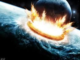 Astéroïde : 24h après l'impact affiche