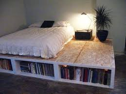 Diy Platform Bed Frame Designs by Best 25 Platform Bed With Drawers Ideas On Pinterest Platform